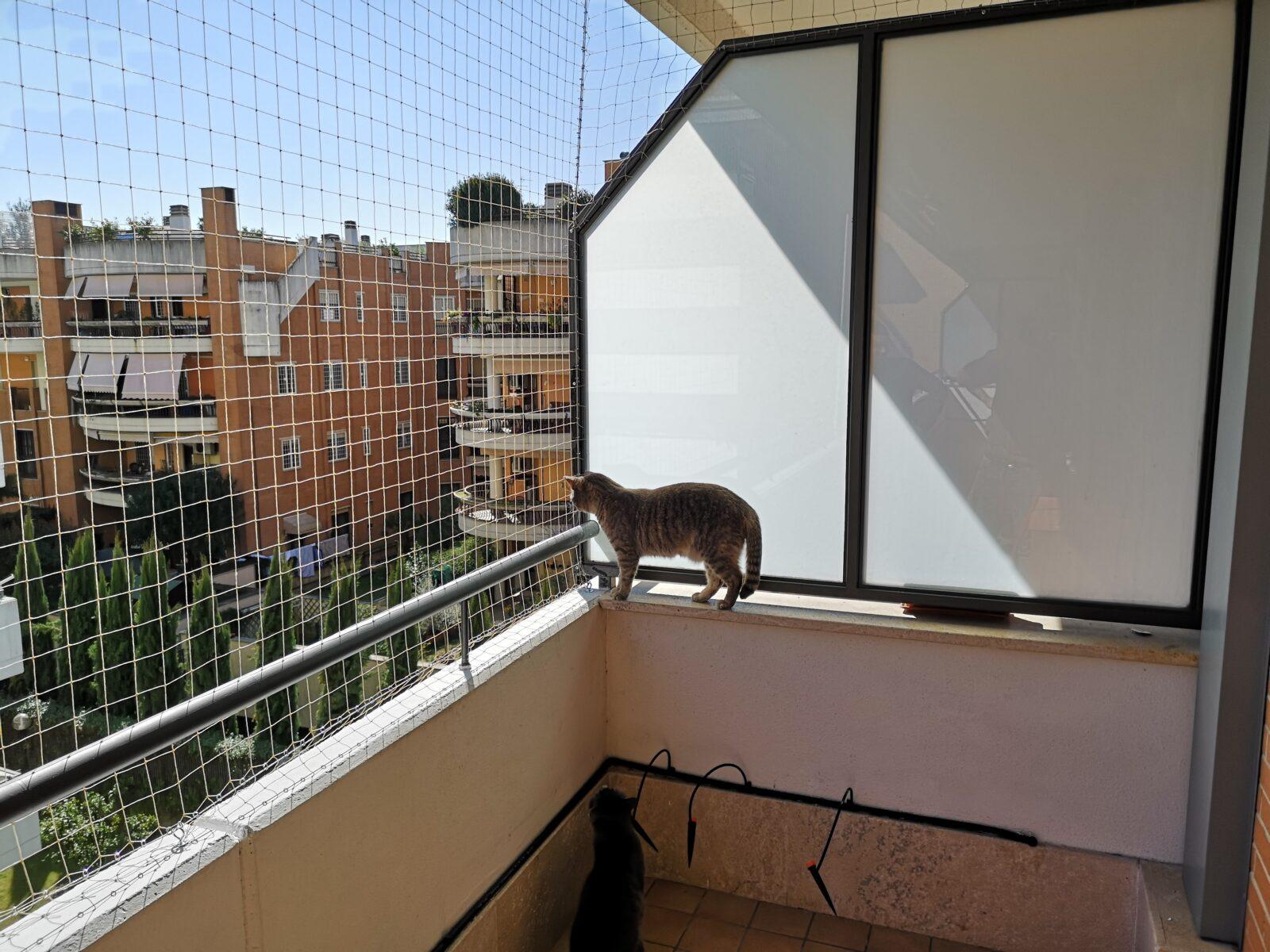 Mettere in sicurezza il balcone
